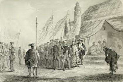 第二次ペリー遠征(pp.404-405)
